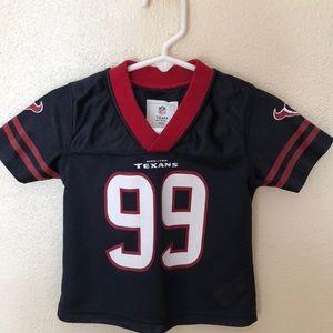 Texan JJ Watt 99 Jersey